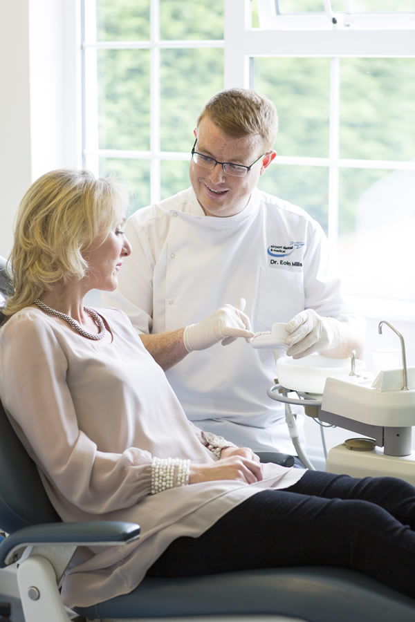free initial dental consultation in cork