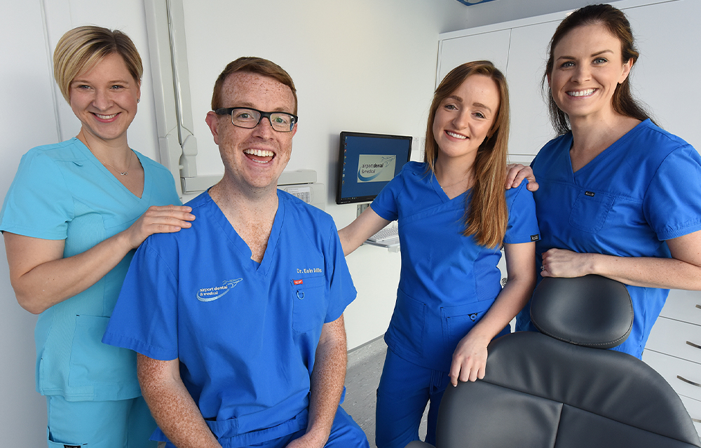 Airport Dental Practice Based in Cork